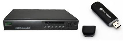 Можно ли подключить 3g модем к видеорегистратору