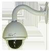 Скоростная поворотная видеокамера HSD-10-480-B0